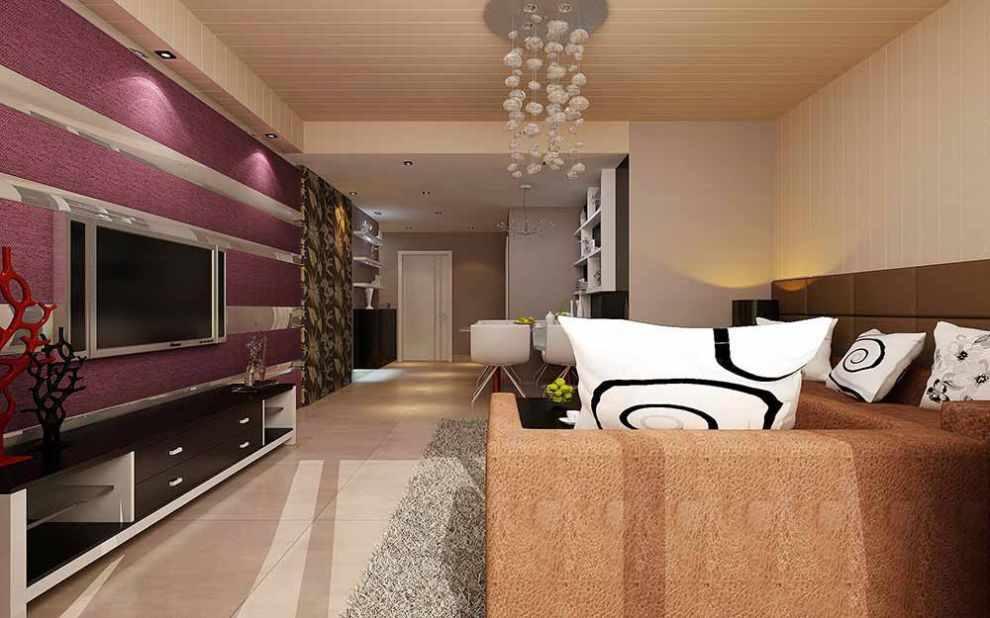 气质简约风格卧室床铺装修图片
