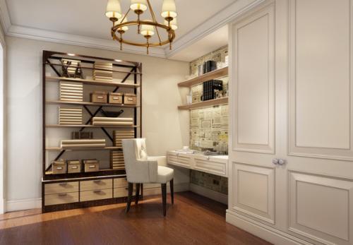 邯郸客厅装修设计及效果图(1)