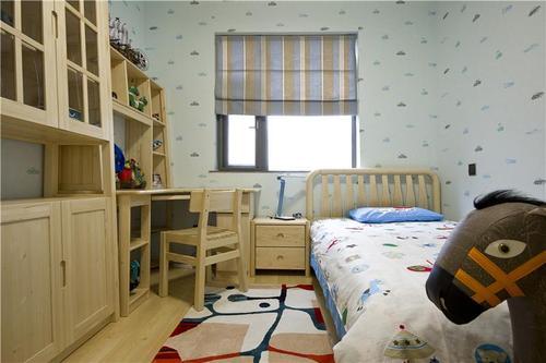 邯郸客厅装修设计及效果图(4)