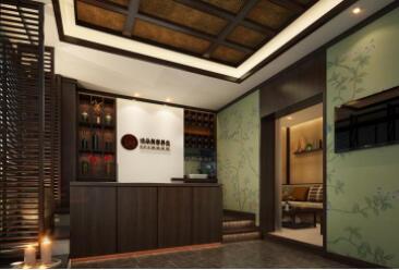 邯郸客厅装修设计及效果图(8)