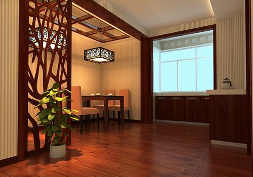 恩施州客厅装修设计及效果图(31)